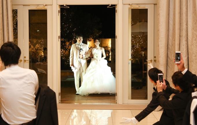 お二人だけの結婚式を♪【高知の結婚式場 ララシャンス迎賓館】