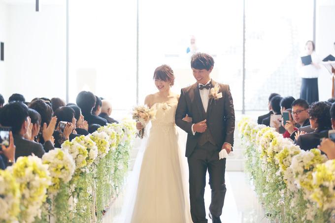 ふたりの人生を振り返る大切な場所【高知の結婚式場ララシャンス迎賓館】
