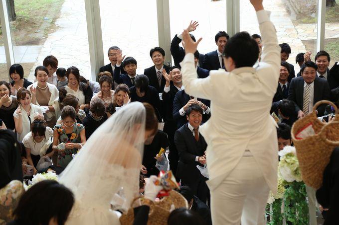 【ハッピーサマーウェディング】