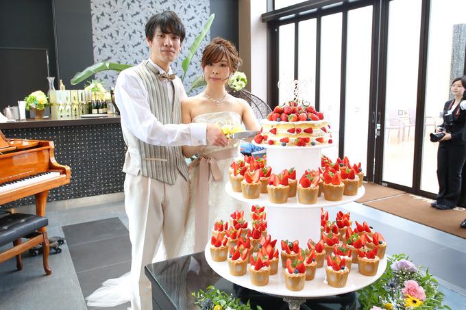 カラフルな結婚式♪