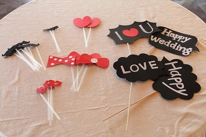 南青山ル・アンジェ教会のプランナーブログ「☆パーティグッズのご紹介☆」 結婚式場(ウエディング)・挙式(ブライダル)【ゼクシィ】