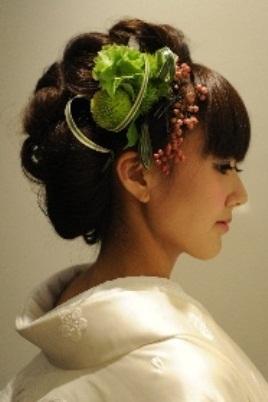 着物 髪型 結婚式 着物 髪型 編み込み : melisagold.blogspot.com