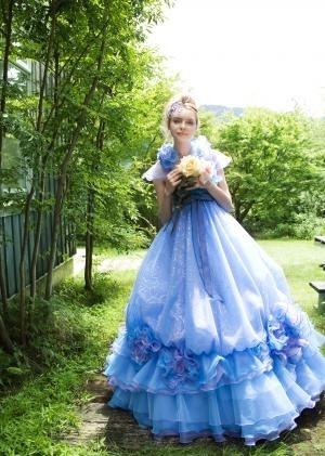 カラードレス.JPG