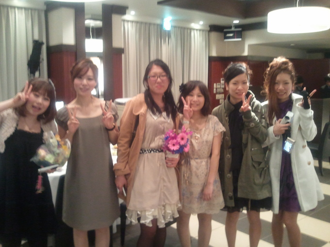 友人の結婚☆