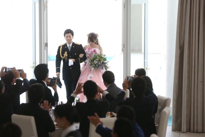テーブルラウンド【岩手県盛岡市の結婚式場ララシャンスベルアミー】