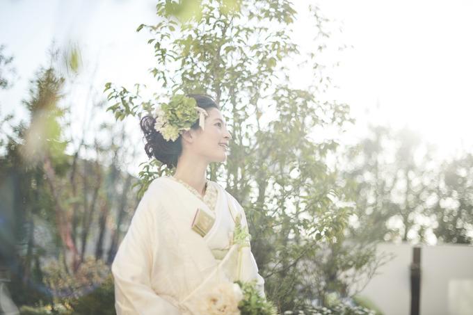 【ラ・シャンス】神前式☆