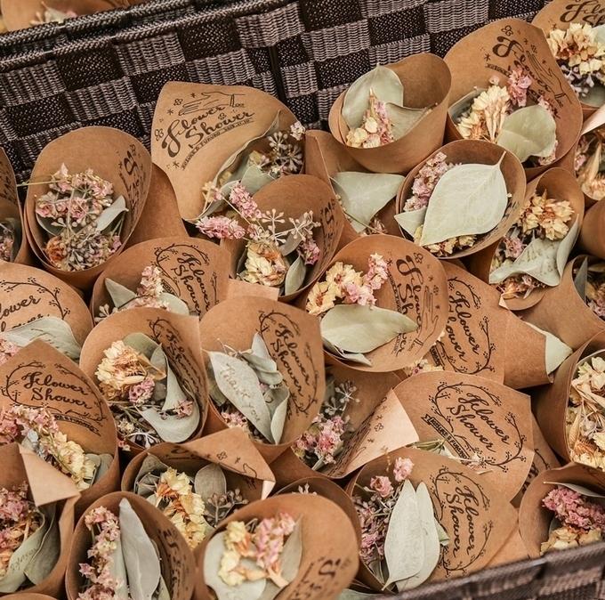 【ラシャンス】☆手作りアイテム☆~富山県富山市の結婚式場キュイジーヌ フランセーズ ラ・シャンス~