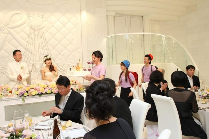 小学生ケーキ入場.JPG