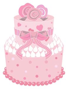 ウエディングケーキ ウエディングケーキ イラスト 無料  ウエディングケーキの種類は .