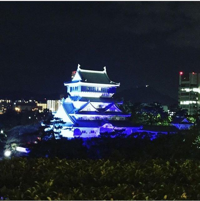 小倉城ライトアップ.jpeg