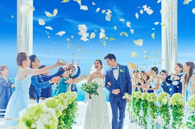 海の見える結婚式場《ハーバーテラスSASEBO迎賓館》