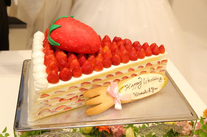 ウエディングケーキのご紹介♪