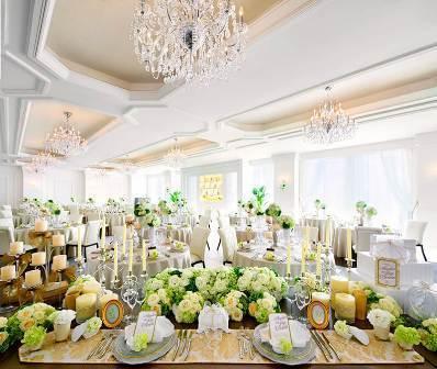 結婚式のフラワー◆°