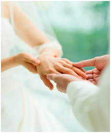 結婚式の言い伝え・・・☆★