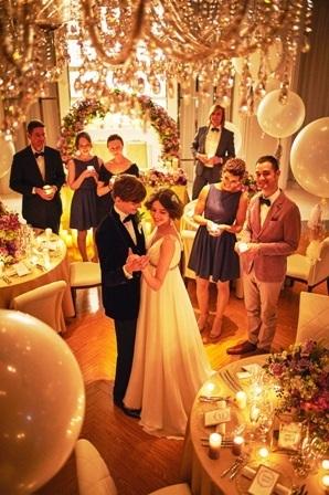 ◆*イメージにあったBGMで最高のご結婚式を♪