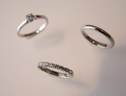 ◆°結婚指輪・・・°*