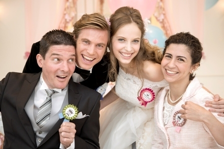 イメージに合ったBGMで最高の結婚式を***♫