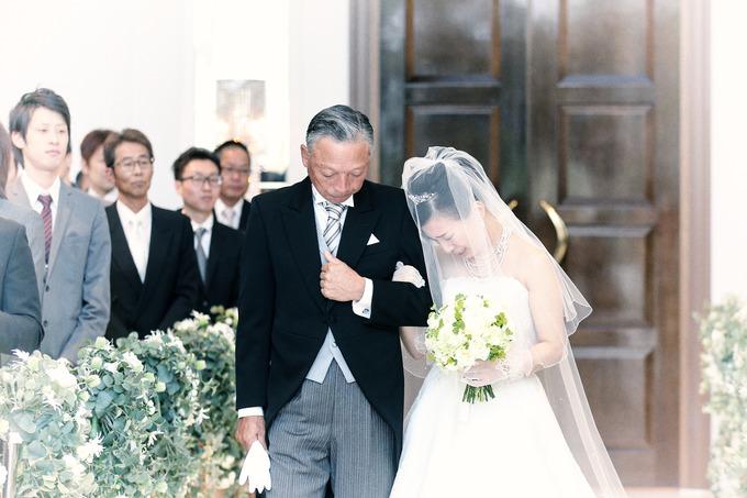 【結婚式だからこそ】