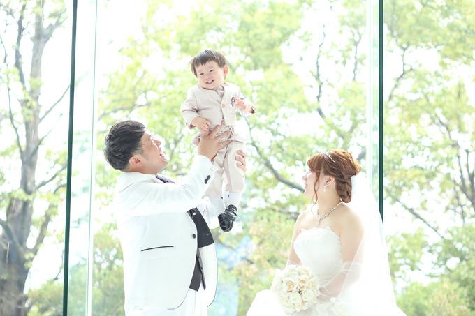 【パパとママとお子様と】