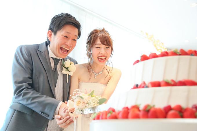 【感動のケーキ】