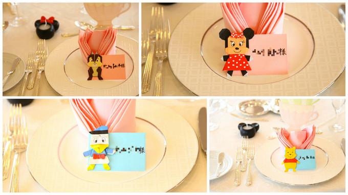 折り紙の 折り紙 結婚式 : zexy.net