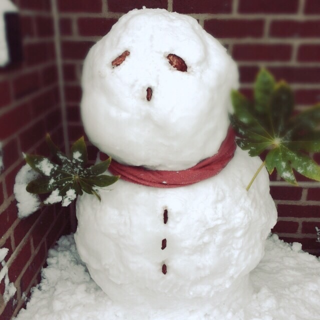 フォーチュン雪だるま♡.jpg