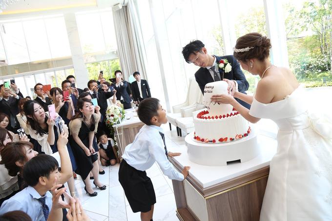 ケーキに込める想い