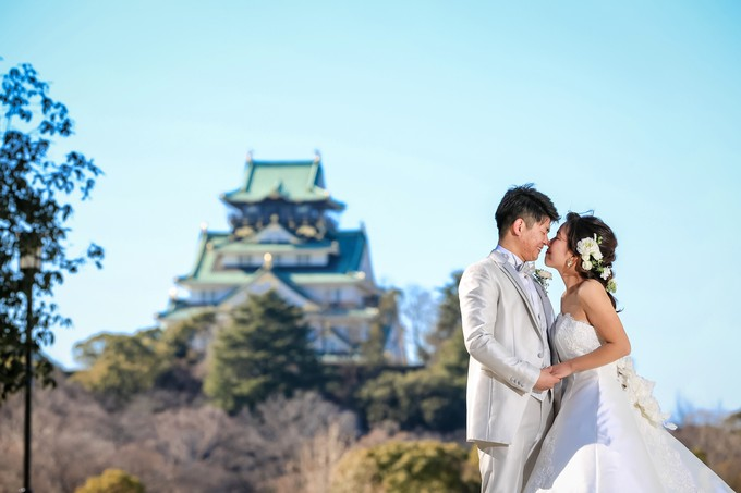 ~大阪城と一緒に~