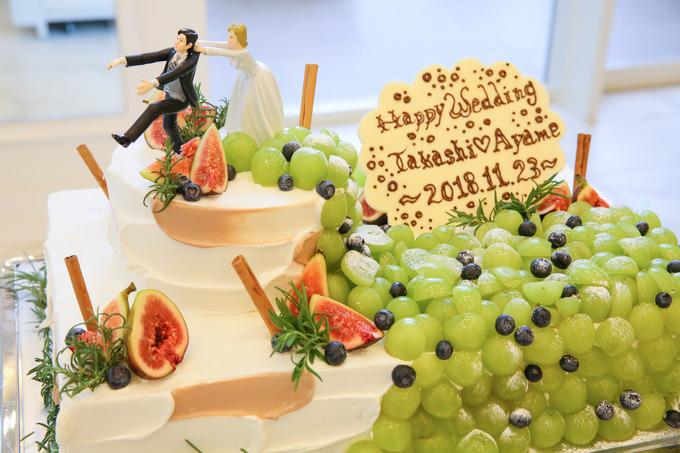 ~ウェディングケーキ~