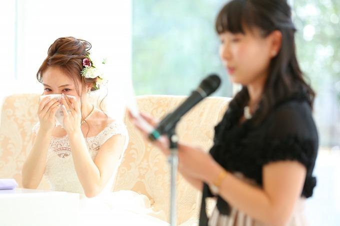 【神戸最新結婚式場 大切な人からのメッセージ】