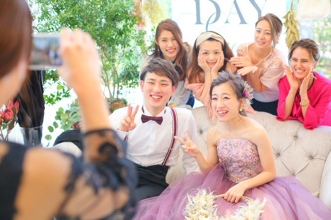 【神戸最新結婚式場 アットホームな結婚式】