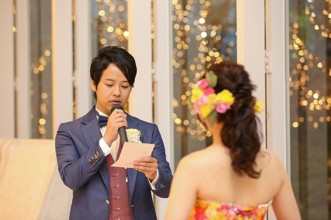【神戸最新結婚式場 大切な人を想う時間】